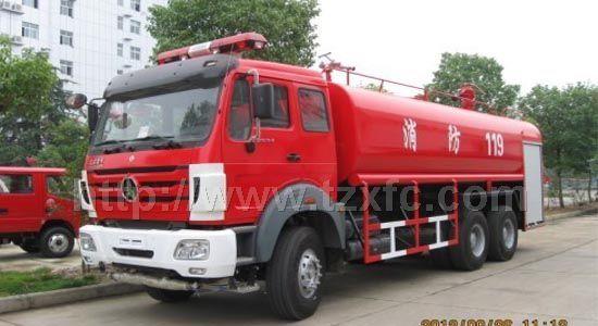 北奔森林消防车|森林消防车价格|消防车图片|水罐